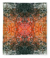 Synchronicity Enlightenment #1391 Fleece Blanket