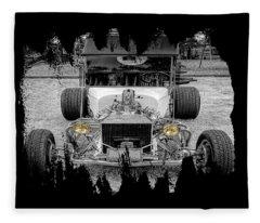 T Bucket Fleece Blanket