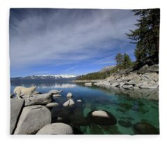 Tahoe Wow Fleece Blanket