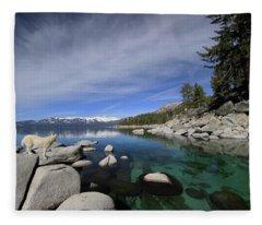 Tahoe Wow Fleece Blanket