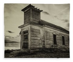 Taiban Presbyterian Church, New Mexico #2 Fleece Blanket