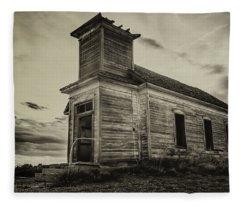 Taiban Presbyterian Church, New Mexico #2 Fleece Blanket