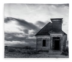 Taiban Presbyterian Church, New Mexico #3 Fleece Blanket