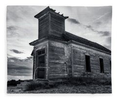 Taiban Presbyterian Church, New Mexico Fleece Blanket