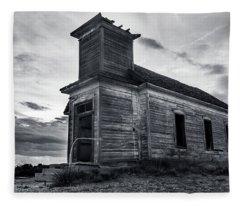 Taiban Presbyterian Church, New Mexico Fleece Blanket