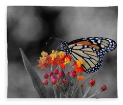 Take A Rest Fleece Blanket