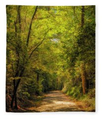 Tallulah Trail Fleece Blanket
