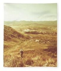 Tasmania Wonder Fleece Blanket