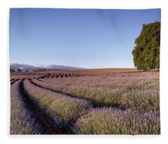 Tasmanian Summer 2 Fleece Blanket