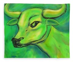 Taurus Fleece Blanket