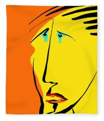 Tears 2 Fleece Blanket