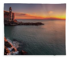 Tellaro Fleece Blanket