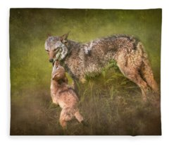 Tender Moment Fleece Blanket