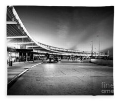 Terminal Velocity Fleece Blanket
