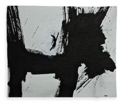Test...homer's Iliad Aka Dogzilla  Fleece Blanket