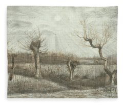 Tetards  Pollards Fleece Blanket