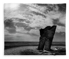 Teter Rock Hill Top View Fleece Blanket