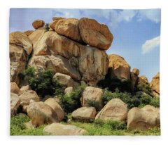 Texas Canyon Fleece Blanket