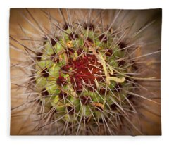 Textures Of Arizona Fleece Blanket