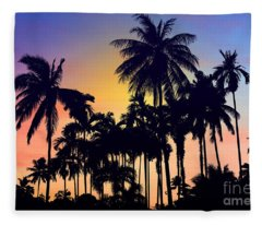 Thailand Fleece Blanket