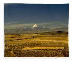 The Andes Fleece Blanket