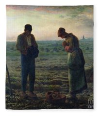The Angelus Fleece Blanket
