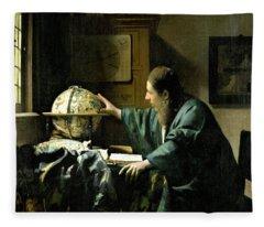Astronomy Fleece Blankets