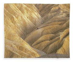 The Badlands Fleece Blanket