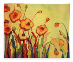 The Beckoning Fleece Blanket