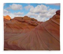 The Bends Fleece Blanket