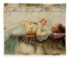 The Betrothed Fleece Blanket