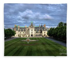The Biltmore Fleece Blanket