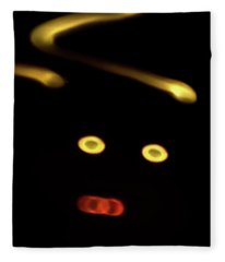 The Boogeyman Fleece Blanket