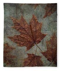 The Bronzing Fleece Blanket