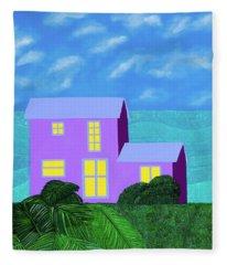 The Caicos Fleece Blanket