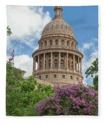 The Capital Fleece Blanket