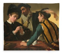 The Cardsharps  Fleece Blanket