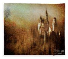The Castle Fleece Blanket