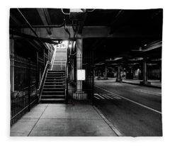 The Chi Lite Fleece Blanket