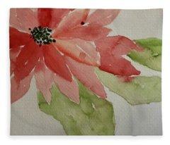 The Christmas Card Fleece Blanket