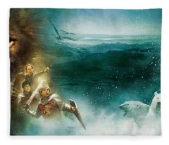 The Chronicles Of Narnia The Lion, The Witch And The Wardrobe Fleece Blanket