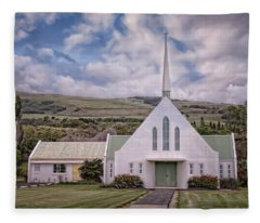 The Church Fleece Blanket