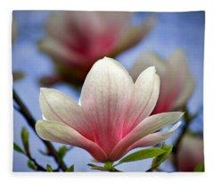 The Color Of Spring Fleece Blanket