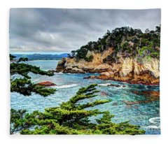 The Cove Fleece Blanket