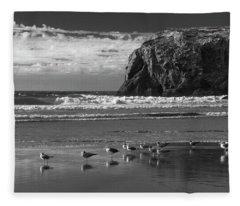 The Coven Fleece Blanket