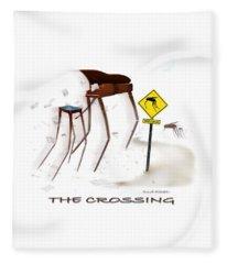 The Crossing Se Fleece Blanket