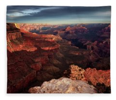 Fleece Blanket featuring the photograph The Dawn Of A New Day by Rick Furmanek
