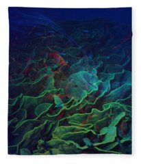 The Deep Fleece Blanket
