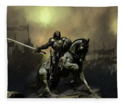 Knight Fleece Blankets