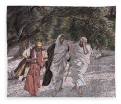 Apparition Fleece Blankets